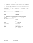 Purchase and sale agreement page 2 preview