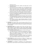 Stock purchase agreement page 2 preview