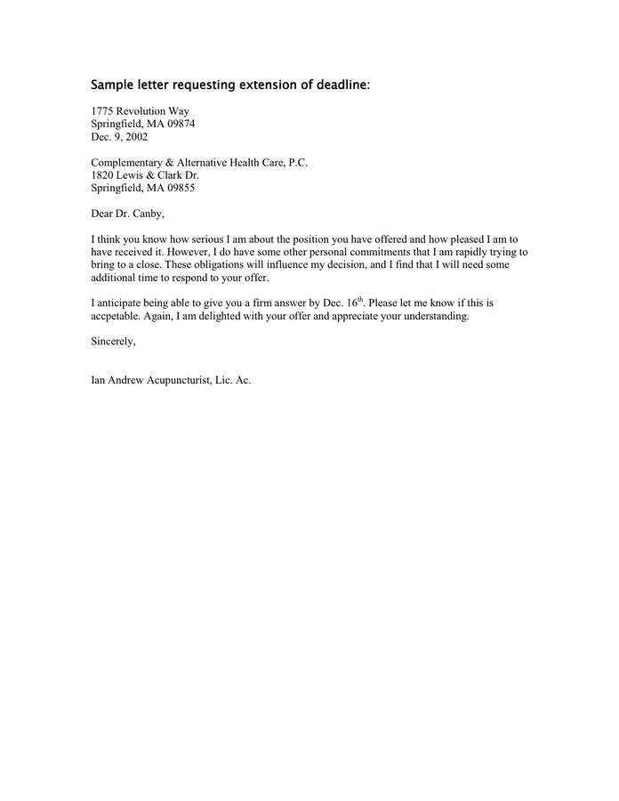 Sample letter of request for employment extension cover letter sample letter of request for employment extension cover spiritdancerdesigns Gallery
