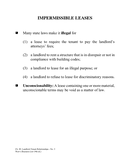 The lease agreement page 2 preview