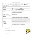 Cornell Notes Template page 2 preview