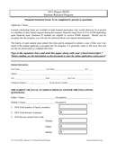 Financial Statement Form page 1 preview