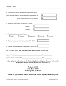 Financial Statement Form page 2 preview