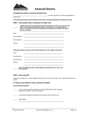 Medical Practice Policies and Procedures page 2 preview