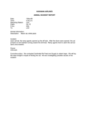 Animal incident report page 1 preview