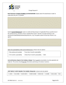 Business Case Template page 2 preview
