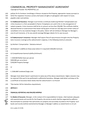 Commercial Property Management Agreement page 6