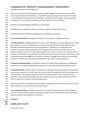 Commercial Property Management Agreement page 7
