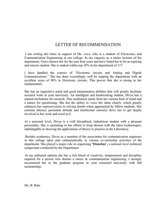 Sample Letter Re mendation For Eagle Scout Award Cover