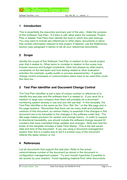 Software Test Plan Template page 2 preview
