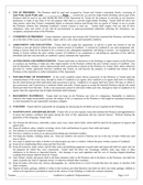 Virginia Residential Lease Agreement page 2 preview