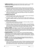 Office Lease contract page 2 preview