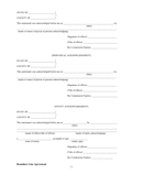 Boundary Line Agreement and Special Warranty Deed page 2 preview