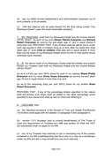Last Will and Testament Word Template page 2 preview