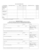 City of Albion Job Application Form page 2 preview