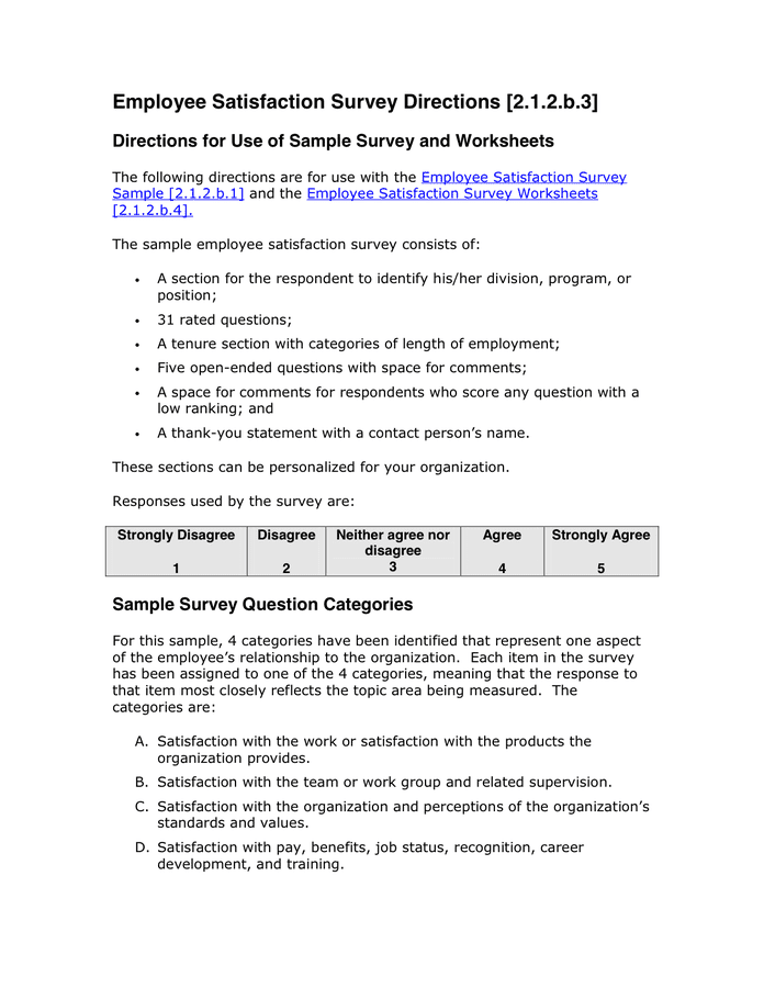 cover letter examples sample cover letter for employee satisfaction survey 6546
