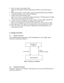 Software Design Document Sample page 2 preview