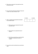 Student Evaluation Form page 2 preview