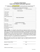 Direct Deposit Authorization Agreement page 1 preview