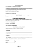 IDAHO STATUTORY FORM POWER OF ATTORNEY page 2 preview