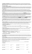 REAL ESTATE PURCHASE and SALE AGREEMENT page 2 preview