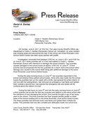 Press Release page 1 preview