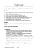 JOB DESCRIPTION Form page 1 preview