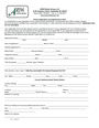 Rental Application and Agreement to Rent page 1