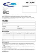 Sample Invoice Form page 1 preview