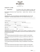 PURCHASE AND SALE AGREEMENT Sample page 2 preview