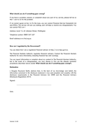 Financial Adviser Disclosure Statement page 2 preview