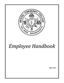 EMPLOYEE HANDBOOK page 1 preview