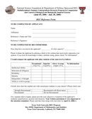 Teacher Evaluation Form page 1 preview