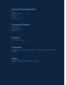 Company Profile Template page 2 preview