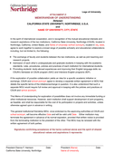 MEMORANDUM OF AGREEMENT page 1 preview