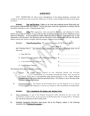 AUCTION PURCHASE AND SALE AGREEMENT page 2 preview