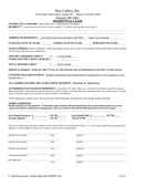 RESIDENTIAL LEASE form page 1 preview