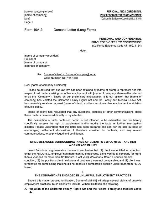 Sample Demand Letter To Employer from static.dexform.com