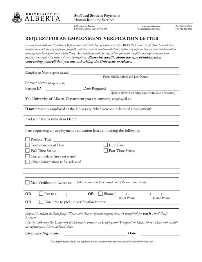 Request For Employment Verification Letter from static.dexform.com