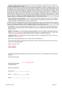 Hold harmless and indemnity agreement page 2 preview