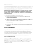 Nonprofits bylaws template page 2 preview