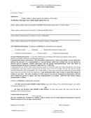 Consent for the Release of Confidential Information Form page 1 preview