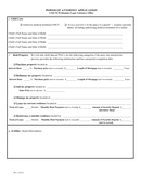 Power of attorney application template page 2 preview