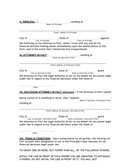 Virginia durable power of attorney form page 2 preview