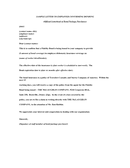 Sample letter to employer confirming bonding page 1 preview