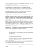 Property management agreement page 2 preview