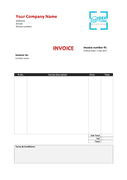 Construction Invoice