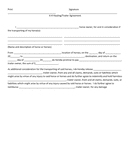 4-h horse lease agreement form page 2 preview