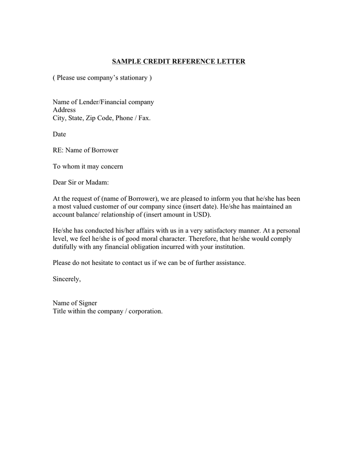 Letter of good standing template bank letter idea 2018 sle letter of good standing from a bank in word and formats yadclub Choice Image