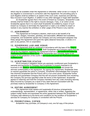 Scriptwriter agreement template page 4